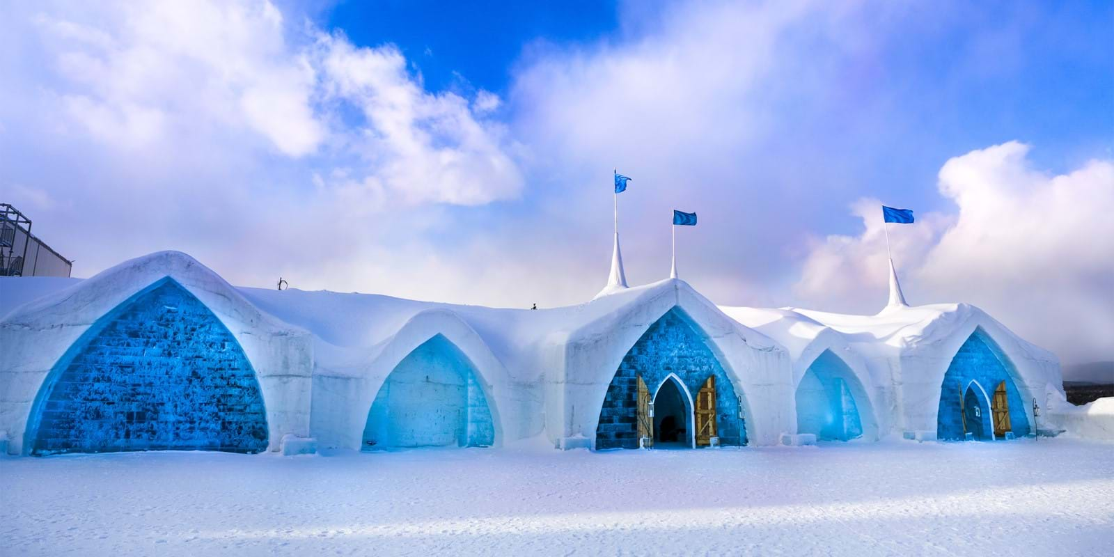 Our Ice Hotel